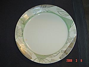 Corelle Textured Leaves Dinner Plates