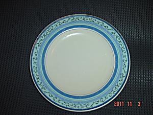 Mikasa Blue Ridge Intaglio Dinner Plates (Image1)