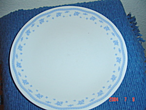 Corelle Morning Blue Lunch Plates