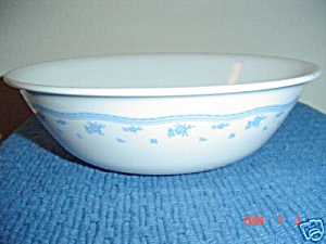 Corelle Morning Blue Soup/cereal Bowls