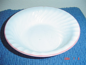Corelle Peony And Elegant Rose Cereal/soup Bowl