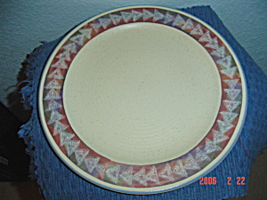 Treasure Craft Horizon Dinner Plates
