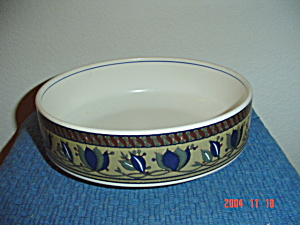 Mikasa Arabella Serving Bowl
