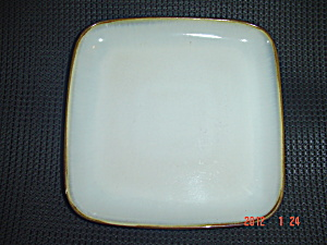 Sango Visions Green Square Dinner Plates