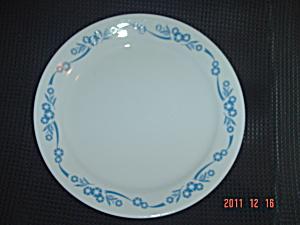 Corelle Cornflower Blue Dinner Plate  (Image1)