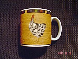 Sakura Brandon House W. Kimble Country Quartet Gold Mug (Image1)