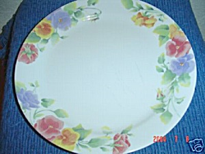 Corelle Summer Blush Dinner Plate