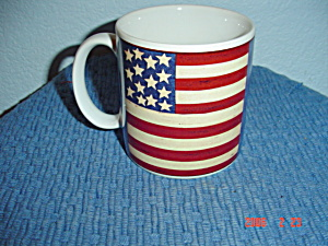 Sakura William Kimble Brandon House Spirit Of The Flag Mugs