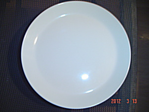 Johnson Bros. Tivoli White Dinner Plates