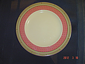 Waverly Garden Room Poland Floral Manor Dinner Plates
