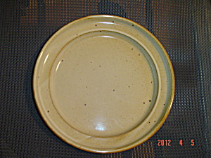 Vintage Dansk Nielstone Spice Tan Dinner Plates (Image1)