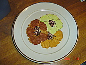 Denby Potpourri-honey Dinner Plates