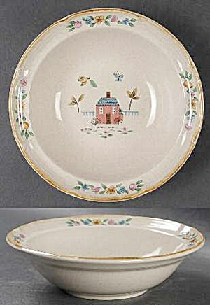 International China Co. Heartland Cereal Bowls