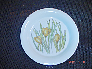 Dansk Designs Crocus Dinner Plates (Image1)