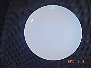 Arzberg White Coupe Dinner Plates