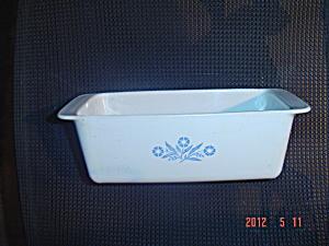 Corning Ware Cornflower Blue Loaf Pan (Image1)