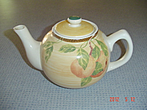 Interiors Newberry Stoneware Tea Pot (Image1)