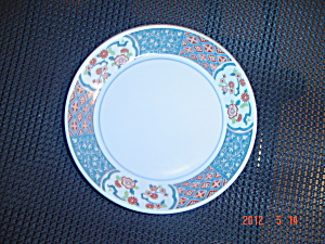 Noritake Progression Ming Garden Bread And Butter Plates