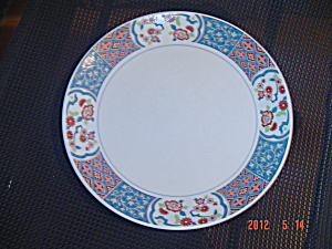 Noritake Progression Ming Garden Dinner Plates