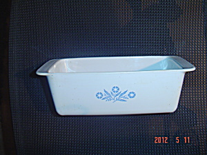 Corning Ware Cornflower Blue Square Baking Pan