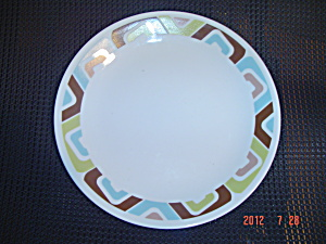 Corelle Rola/squared Lunch Plates