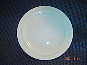 Home Beige/tan Ridged Salad Plates