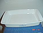Corning Ware Cornflower Blue Baking Pan