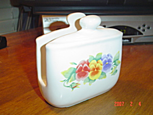 Corelle Summer Blush Napkin Holder (Image1)