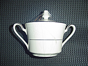 Noritake Sorrento Covered Sugar Bowl
