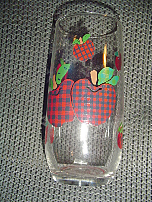 International Applejack Cooler Glasses - 6 In. High