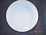 Centura White Rimmed Dinner Plates (Image1)