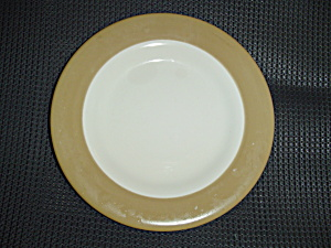 Tabletops Unlimited Parizzi Tan Salad Plates (Image1)