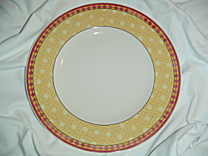 Villeroy & Boch Safran Switch Plantation Dinner Plates