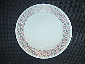 Corelle Ultra Retro Tiles Lunch Plates