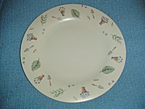 Pfaltzgraff Perennials Chop Plate or Round Platter (Image1)