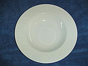 Mikasa Plaza Lane Rimmed Soup Bowls (Image1)