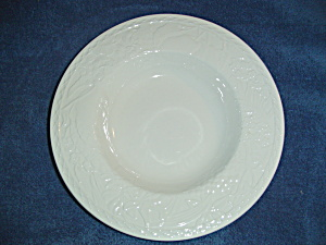 Franciscan Country Fayre Rimmed Soup Bowls Made By Johnson Bros