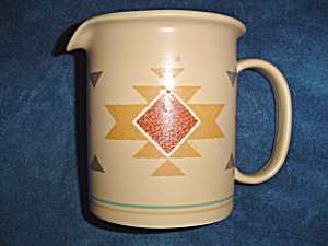 Treasure Craft Tcr9 Aztec Southwest Serving Pitcher
