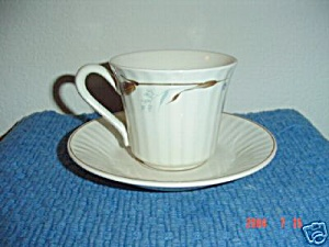 Nikko Paradise Cups And Saucers