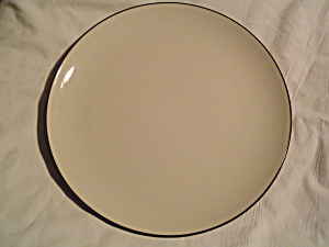 Noritake Colorwave Graphite Dinner Plates