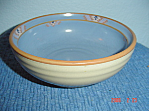 Noritake Blue Adobe Soup/cereal Bowls