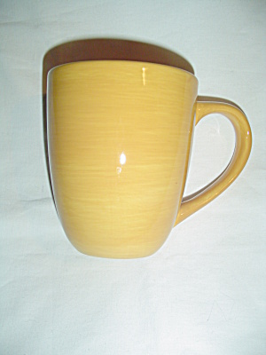 Artimino Ciao Ii Yellow Large Mug - 2