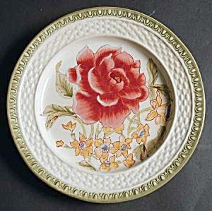 Raymond Waites CIC Floral Salad Plate Style 2 (Image1)
