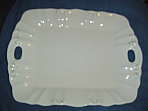 American Atelier Athena Rectangle Turkey Platter With Handles