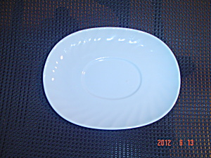 Corelle Enhancements Gravy Boat Under Plate Only