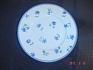 Mikasa Blue Medley Salad Plates (Image1)