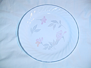 Corelle Pink Trio Lunch Plates