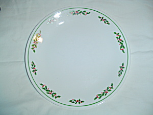 Corelle Holly Days Dinner Plates