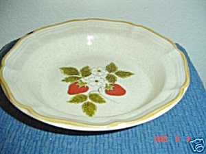 Mikasa Strawberry Festival Salad Plates (Image1)