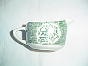 Royal China Old Curiosity Shop Creamer